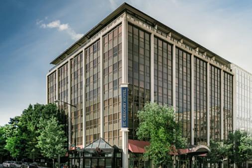 聖格雷戈里飯店 - 華盛頓 - 建築