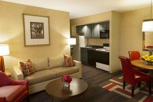 聖格雷戈里酒店 - 華盛頓 - 廚房