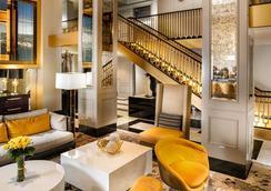 舊金山愛麗絲菠蘿親切酒店 - 三藩市 - 大廳