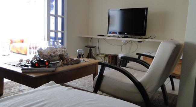 Hostel Gaivotas - 納塔爾 - 臥室