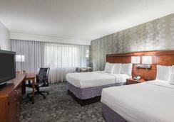 莫比爾萬怡酒店 - 莫比爾 - 臥室