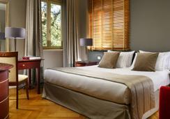 托洛尼亞普林西比酒店 - 羅馬 - 臥室