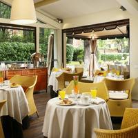 Hotel Principe Torlonia Breakfast Area