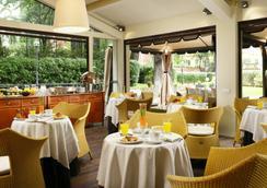 托洛尼亞普林西比酒店 - 羅馬 - 餐廳