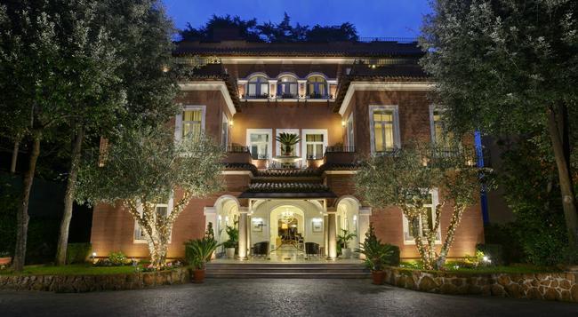 Hotel Principe Torlonia - 羅馬 - 建築