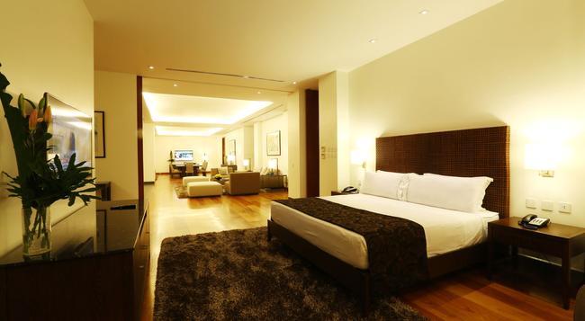 City Garden Grand Hotel - Makati - 臥室