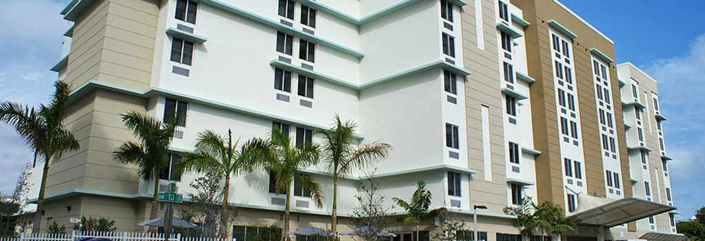 SpringHill Suites by Marriott Miami Downtown Medical Center - 邁阿密 - 建築