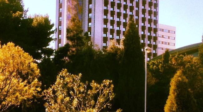 Hotel Turia - 瓦倫西亞 - 建築