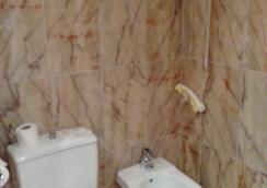 圖里亞酒店 - 瓦倫西亞 - 浴室