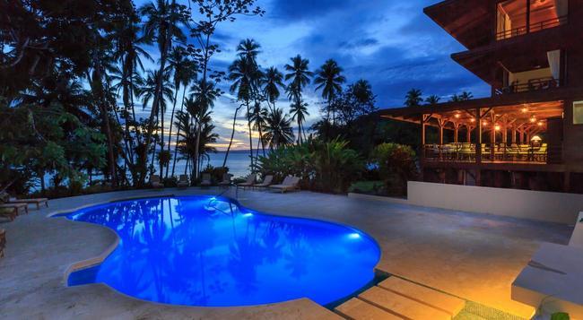 Playa Cativo Lodge - Golfito - 建築