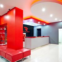 Red Planet Palembang Lobby