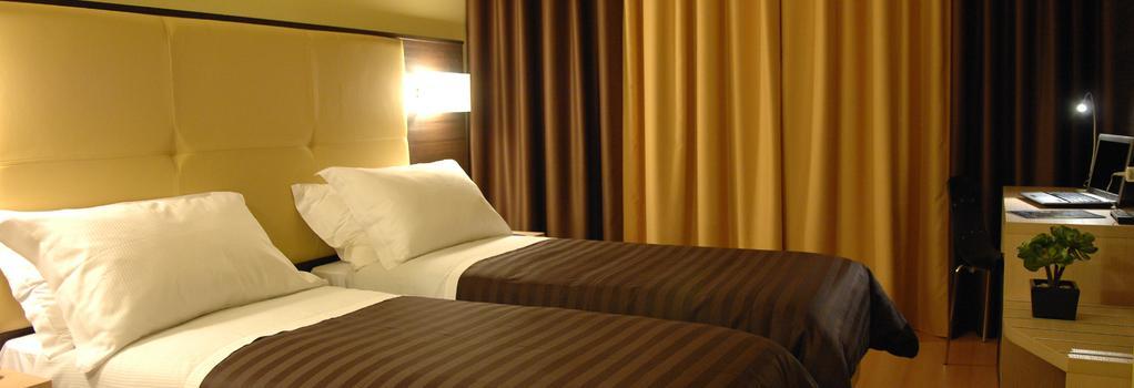 Hotel Alverì - 威尼斯 - 臥室