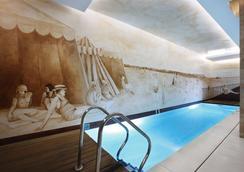 阿溫尼達里博達德文物酒店 - 里斯本 - 游泳池