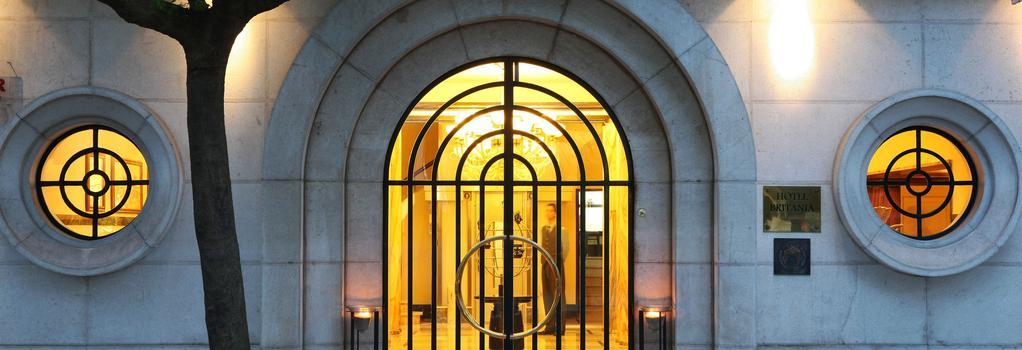 Britania Boutique Hotel - 里斯本 - 建築