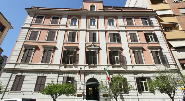 Hotel Delle Vittorie - 羅馬 - 建築