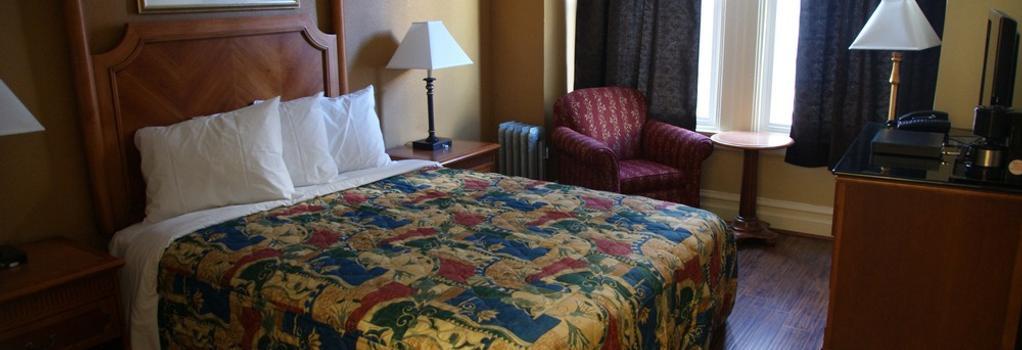 Yale Hotel - 三藩市 - 臥室