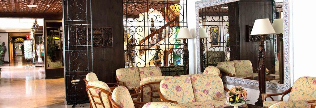 Hotel Rey Carlos - San Bartolome de Tirajana - 酒吧
