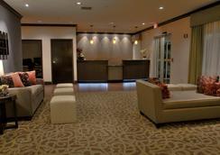 達拉斯愛田貝蒙特旅館套房酒店 - 達拉斯 - 大廳