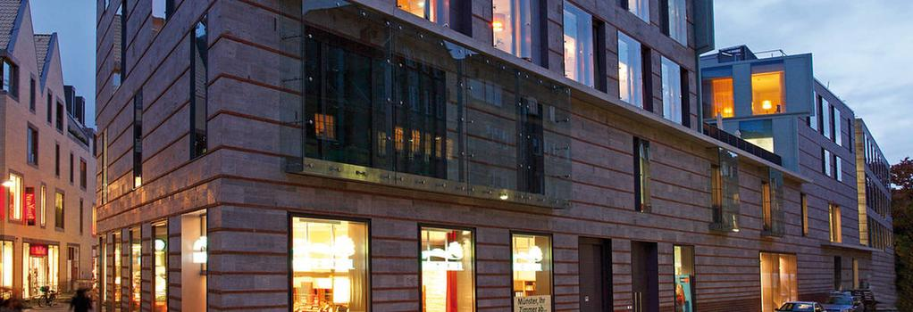 H4 Hotel Münster City Centre - 蒙斯特 - 建築