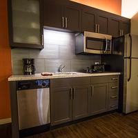 Residence Inn by Marriott Boston Downtown Seaport Guest room