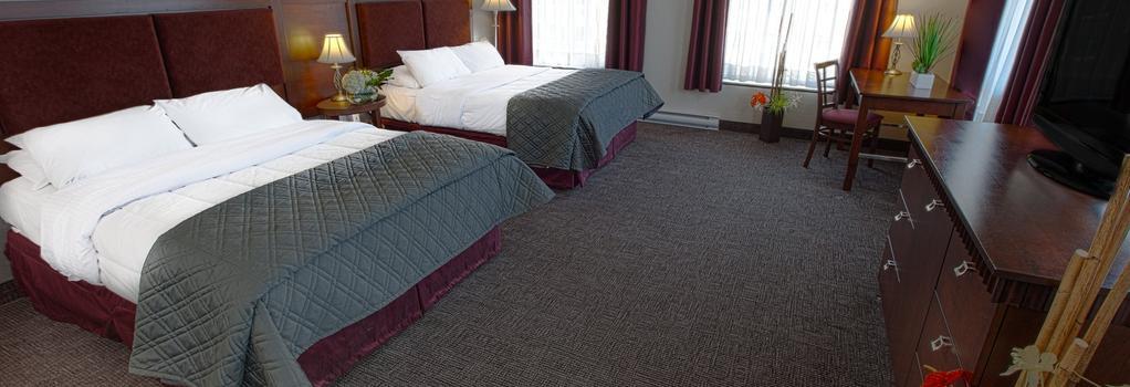 Hotel Universel - 魁北克市 - 臥室