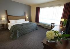 環宇酒店 - 魁北克市 - 臥室