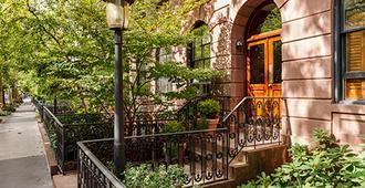 切爾西聯排別墅酒店 - 紐約 - 建築