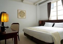 文化旅館- 翠雅山房 - 香港 - 臥室