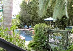 綠屋酒店 - 新奧爾良 - 游泳池