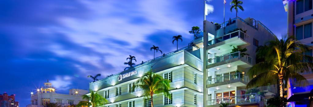 Bentley Hotel South Beach - 邁阿密海灘 - 建築
