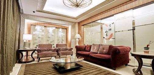宣美精品飯店 - 台北 - 客廳