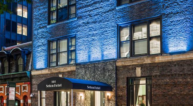 Seton Hotel - 紐約 - 建築
