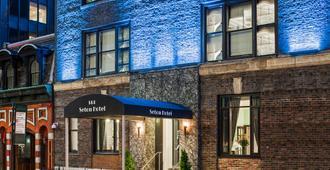 塞頓酒店 - 紐約 - 建築