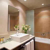 Galaxy Hotel Iraklio Bathroom