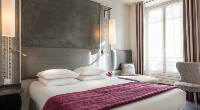 Hôtel de France Invalides - 巴黎 - 臥室