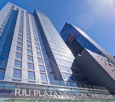 紐約時代廣場RIU廣場酒店