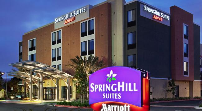 SpringHill Suites by Marriott Irvine John Wayne Airport Orange County - 歐文 - 建築