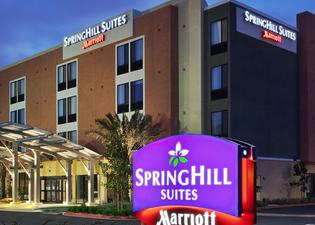 SpringHill Suites by Marriott Irvine John Wayne Airport Orange County
