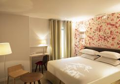 易登酒店 - 巴黎 - 臥室