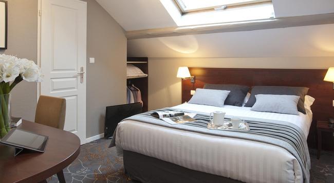 Allobroges Hôtel - Annecy - 臥室