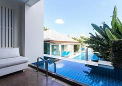 蘇梅島海灘度假村 - 蘇梅島 - 游泳池