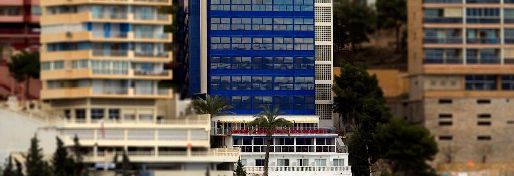 Hotel Lido - 貝尼多姆 - 建築