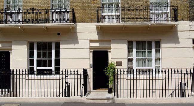 Astors Hotel - 倫敦 - 建築