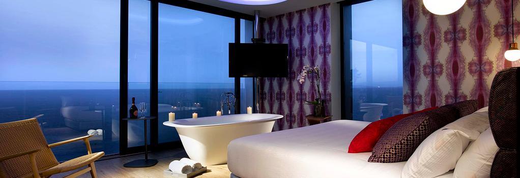 Hard Rock Hotel Ibiza - 普拉亞登博薩 - 臥室
