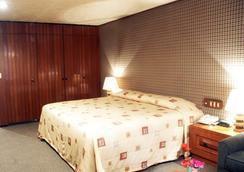 Maria Cristina Hotel - 墨西哥城 - 臥室