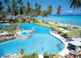 披披島鄉村海灘度假酒店