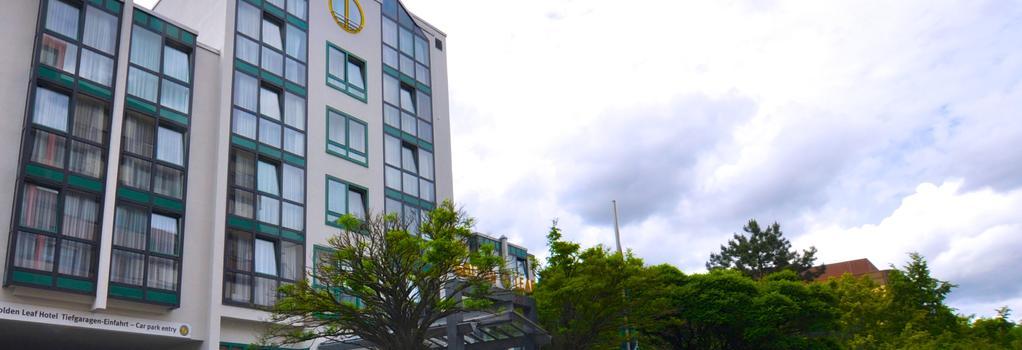 Golden Leaf Hotel Stuttgart Airport & Messe - 斯圖加特 - 建築