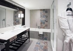 格勒諾布爾公園酒店- 索菲特美憬閣 - 格勒諾布爾 - 浴室