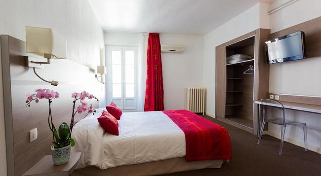Hôtel de l'Europe Grenoble Hyper Centre - 格勒諾布爾 - 臥室