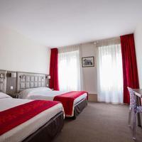 Hôtel de l'Europe Grenoble Hyper Centre Guestroom